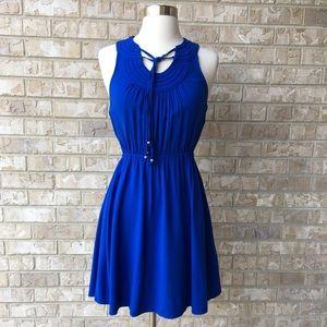 Elle Sleeveless Mini Dress Size XS 🌸